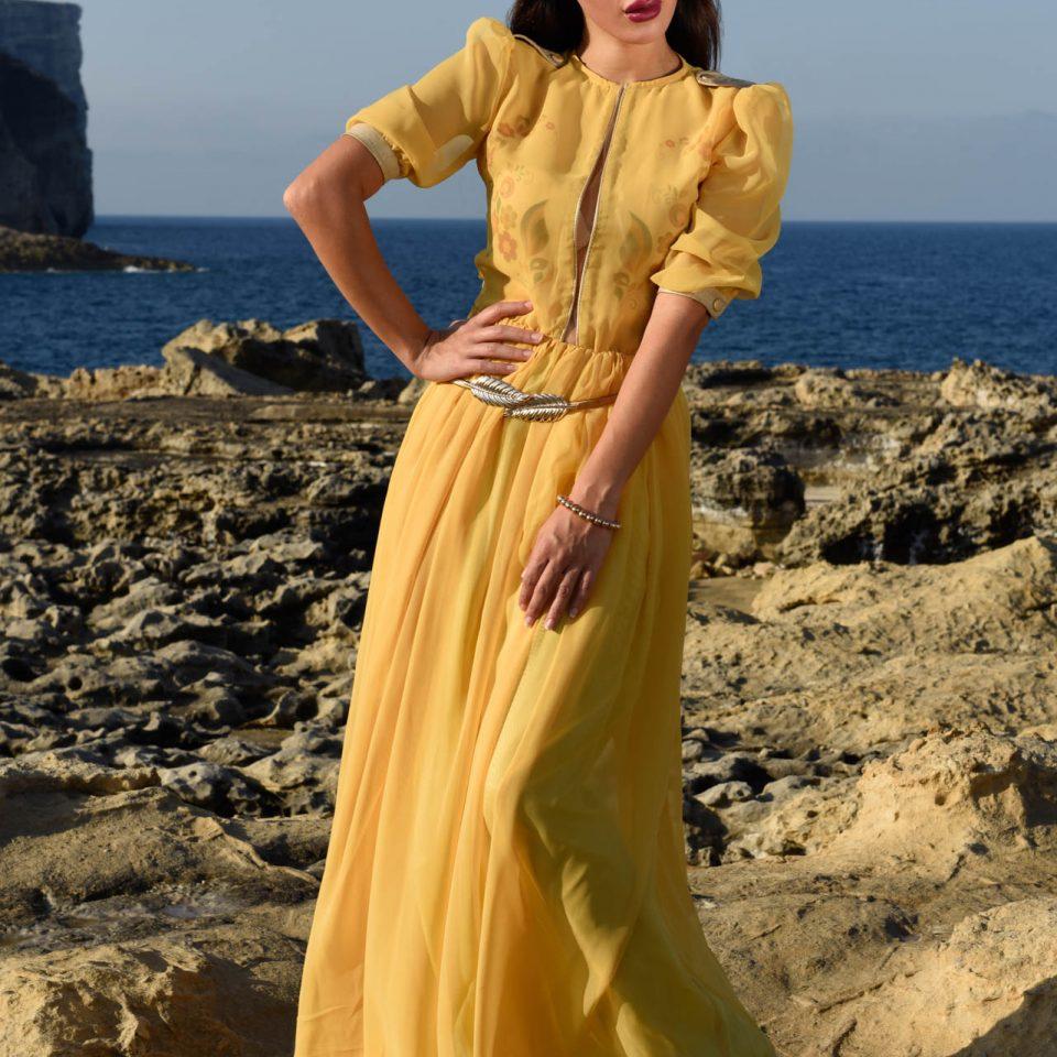 Fashion retouch for Vincent Dubois Photography